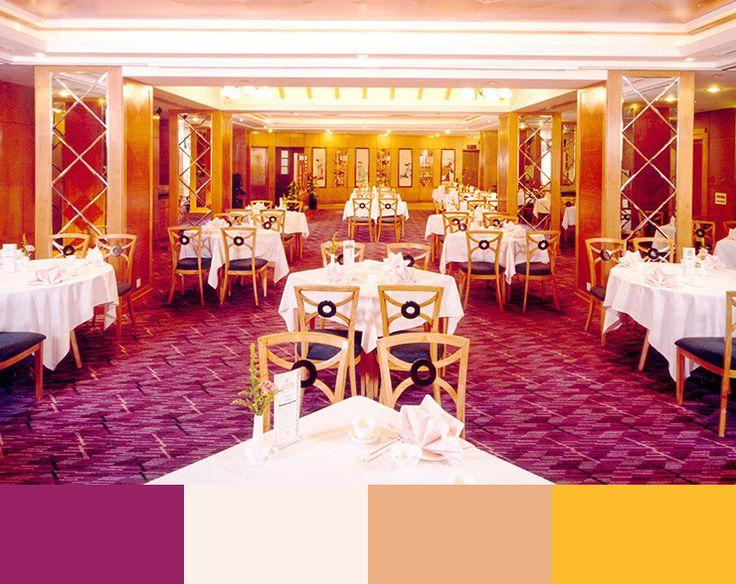 Pretty Chinese Restaurant Interior Design Color Scheme Restaurant Menu Inspiration Pinterest