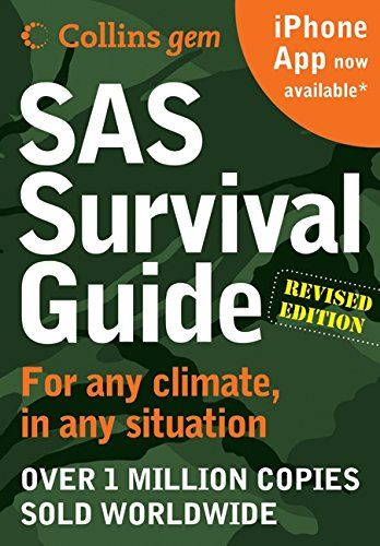 SAS Survival Guide 2E is the revised and updated edition of the world's preeminent survival guide covering everything from basic first aid and campcraft to strategies for coping with any type of di...