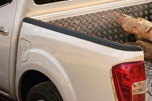 Nissan Navara Double Cab - Exterior - Rebords de benne - DC