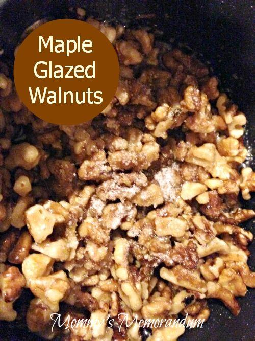 100+ Walnut Recipes on Pinterest | Candied Walnuts, Glazed Walnuts and ...