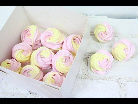 Зефир Манго Вишня / Marshmallow Mango Cherry / Russian Zephyr - YouTube