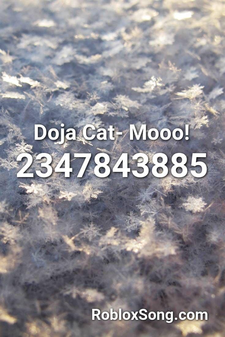 Doja Cat Mooo Roblox Id Roblox Music Codes Roblox Nightcore Coding