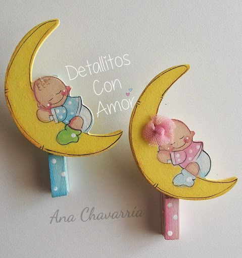 Detallitos para baby shower!!