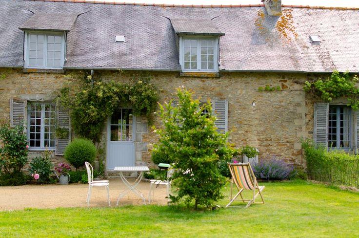 La maison de Louise, gîte familial bucolique proche de Paimpol, Perros-Guirrec, Binic