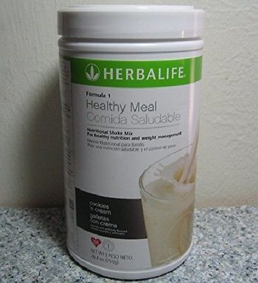Cookies and #cream herbalife formula 1 #shake mix healthy meal 4 #weight loss,  View more on the LINK: 	http://www.zeppy.io/product/gb/2/152303077099/
