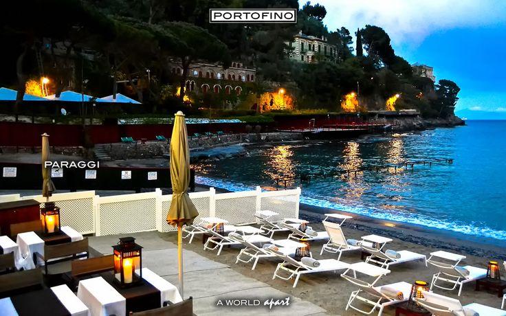 Portofino Paraggi Beach Villa Berlusconi