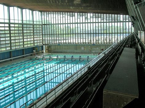 Crystal Palace Pool