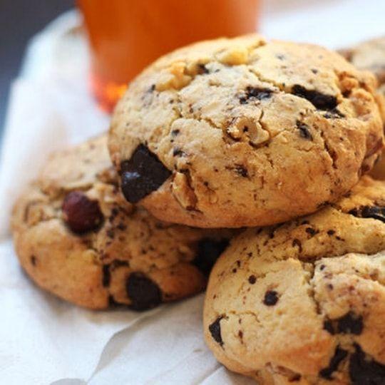 60 recettes de cookies