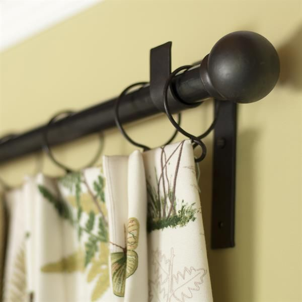 1000+ ideas about Classic Curtain Poles on Pinterest   Bay window ...