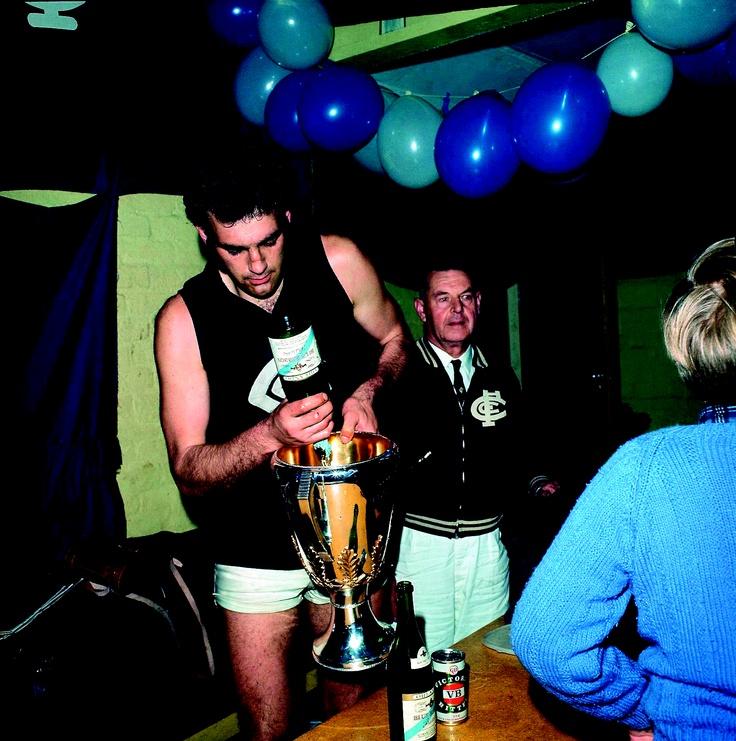 1970 Grand Final: Carlton 17.9.111 def Collingwood 14.17.101.