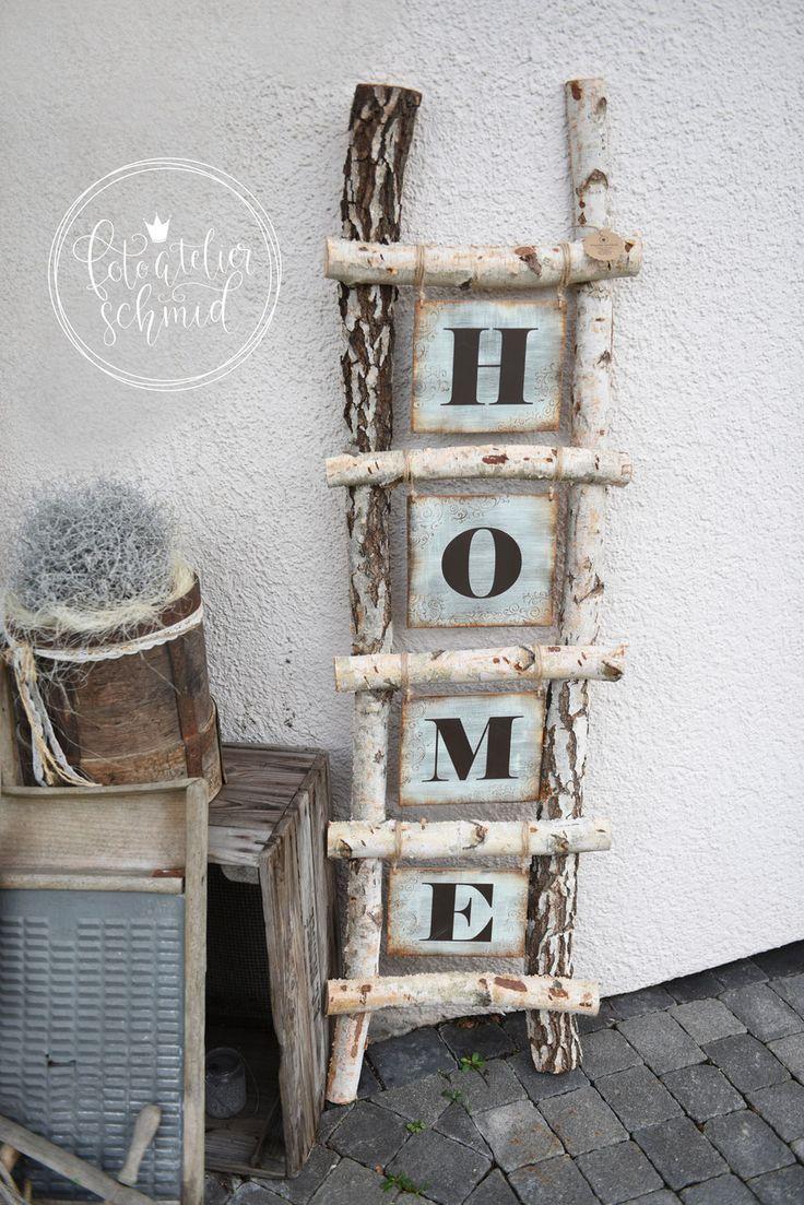 """Leiter """"Home"""" 1 aus Birkenholz – Fra Nzi Ska"""