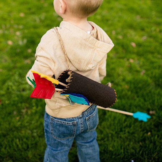 Infante e vestire bambini piccoli indiani Pow di hugawillowtree