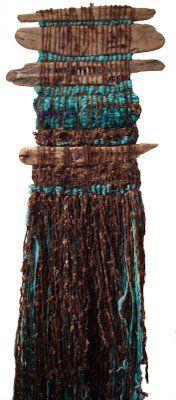 Arte Textil Marianne Werkmeister: Lago Todos Los Santos