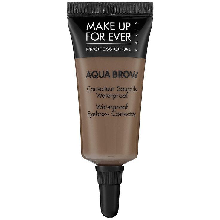 MAKE UP FOR EVER Aqua Brow: Shop Brows   Sephora
