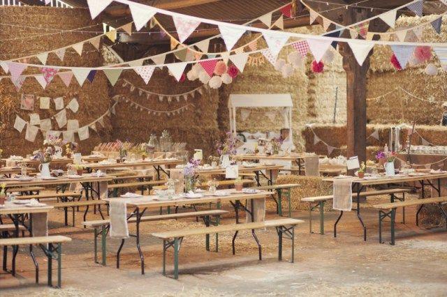 Wedding Decorations Shed Ideas