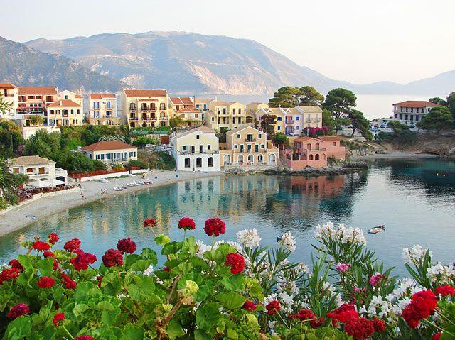 Romantic travel destinations, Assos, Kefalonia on GlobalGrasshopper…