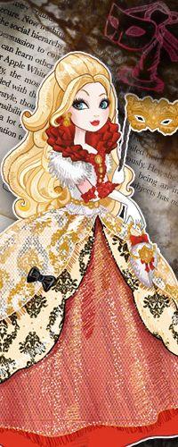Картинки эвер афтер хай в бальных платьях