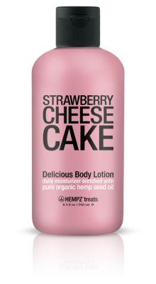 Strawberry Cheese Cake Body Lotion