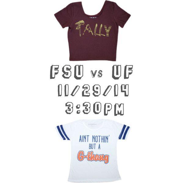 Fsu vs UF