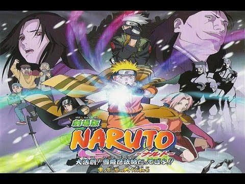 Naruto The Movie 1: Ninja Clash in the Land of Snow Bahasa Indonesia | 1...