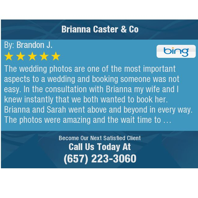 The Wedding Photos Are One Of The Most Important Aspects To A