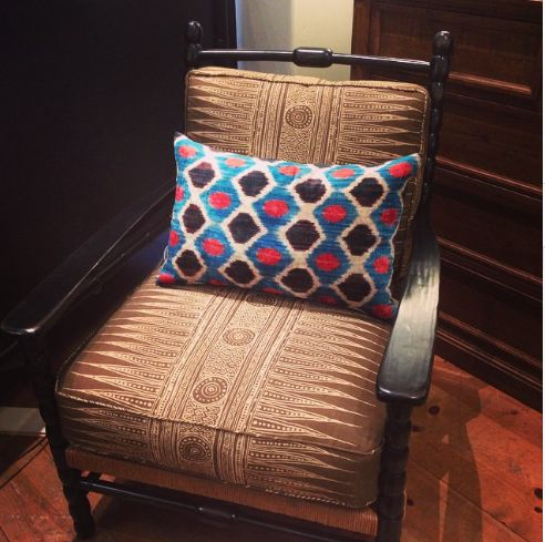 Our Nantucket Chair In The Santa Barbara Store