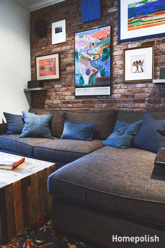 Alphabet City Digs - The ABC's of a sophisticated bachelor pad @Homepolish NYC