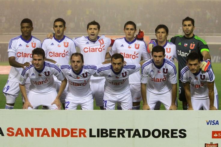 VAMOS LA U A LA VUELTA!!!!!!!!!!!!!!!!! -   Boca Juniors vs Universidad de Chile