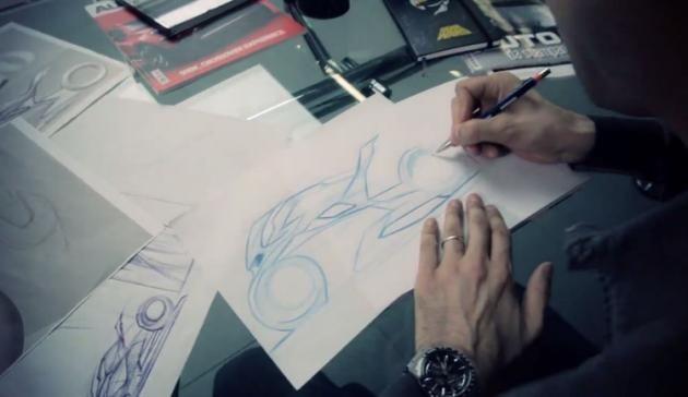 Design #Ducati #Panigale #MilanDesignWeek