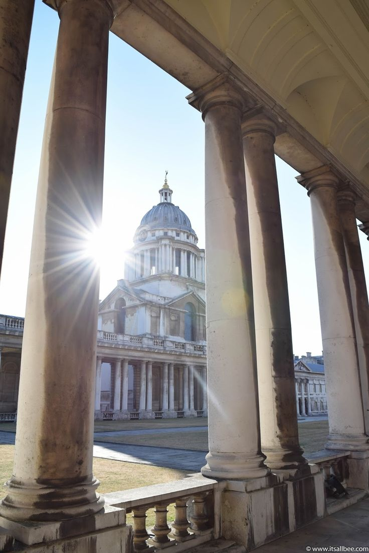 Greenwich Naval College - London | 10 Things To Do In Greenwich Village | Its All Bee