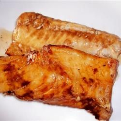 Cajun Lemon Grilled Cod. Hubby apparently hates cod. 8yo son loved this.