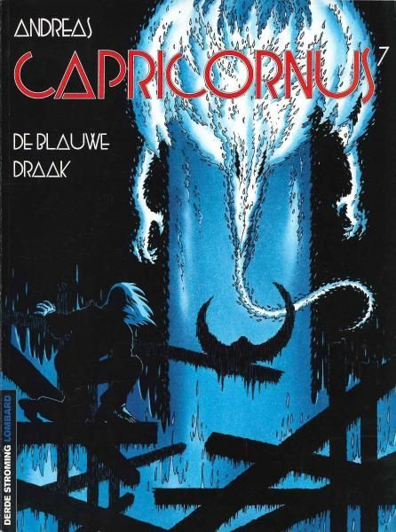 Capricornus 7 De blauwe draak - stripinfo.be