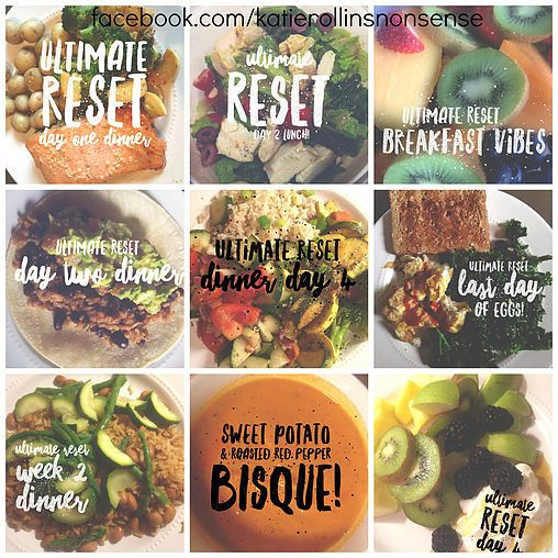 My Ultimate Reset Experience: The Good, Bad & Amazing!