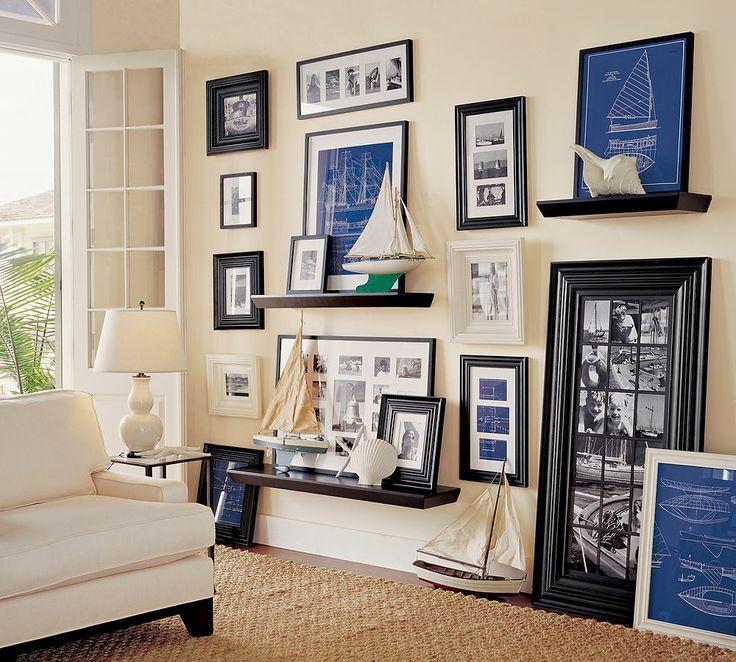 wall photo arrangements | Creating a Wall Arrangement - InstantShadeAwning : InstantShadeAwning