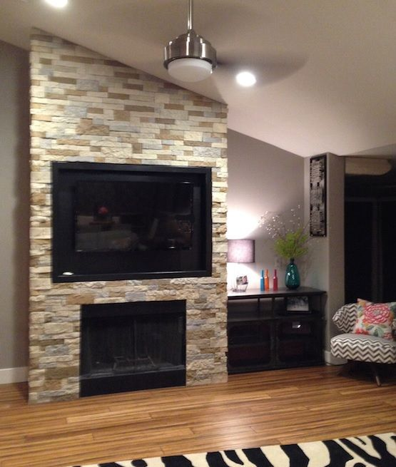 Tips For Living Through A Renovation: Pin By Dean La Rosa On Fireplace Facade Ideas