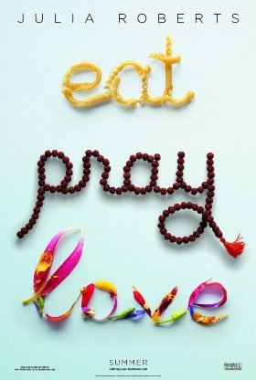 Eat Pray Love...Read it twice loved it so much...