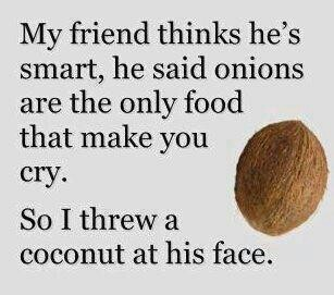 Lol: Giggle, Coconut, Quotes, Funny Stuff, Humor, Funnies, Funnystuff