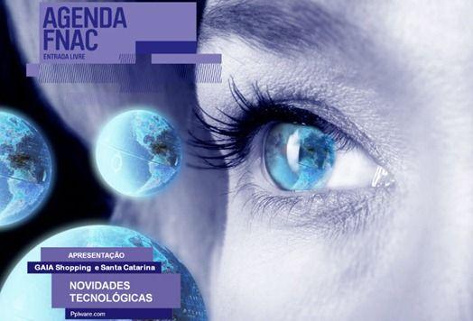Pplware na FNAC do Gaia Shopping e Santa Catarina