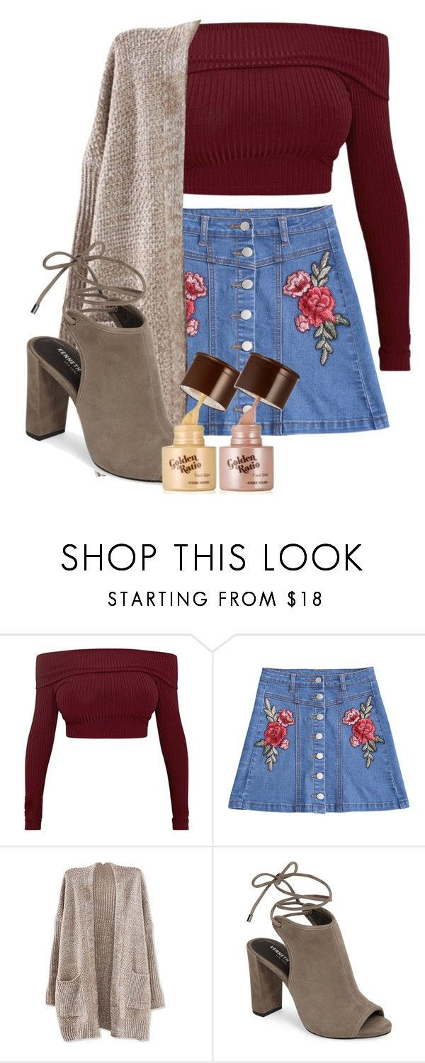 """Attention"" by fandombreather ❤ liked on Polyvore featuring Kenneth Cole"