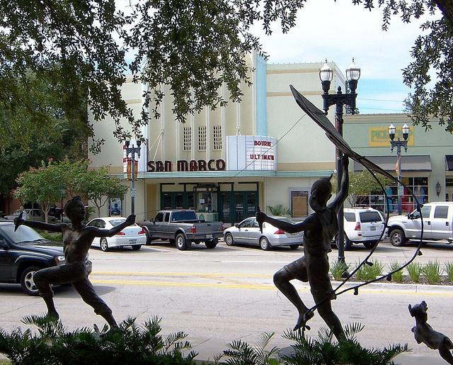 San Marco Square Jacksonville Fl Restaurants