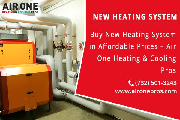 Installing A Heating System Is Necessary To Cover The Home From
