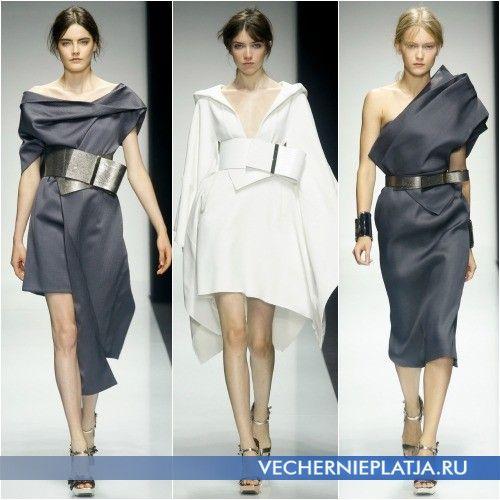 Картинки по запросу асимметричные платья