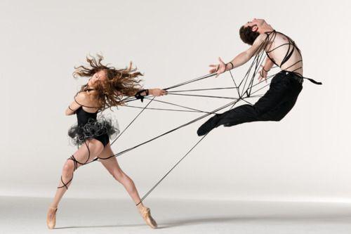 Katherine Wells and Ben Needham Wood -  Photo by David DeSilva
