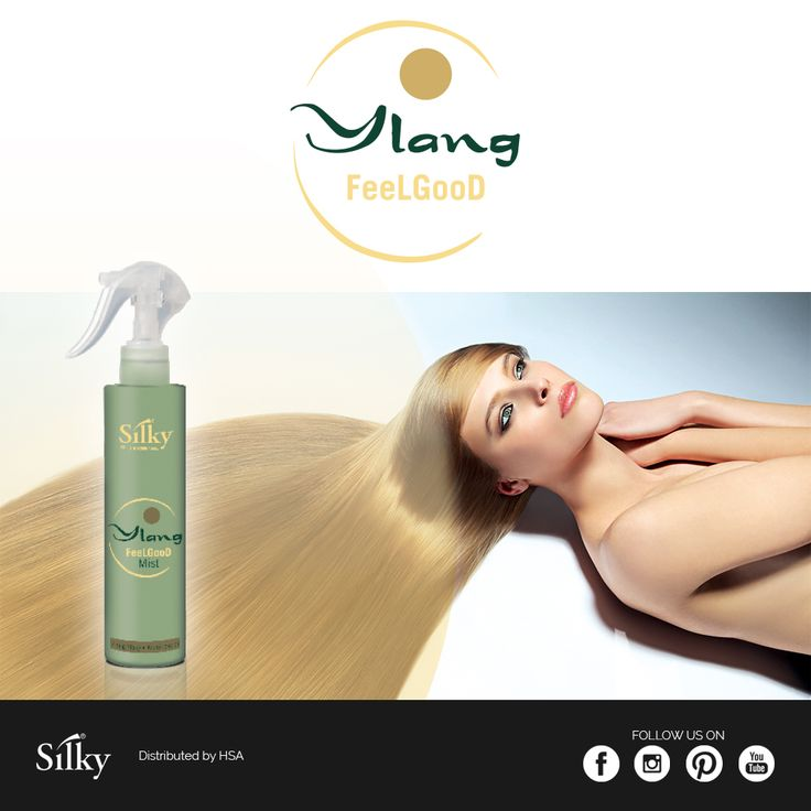 Hair set hold, heat protection, nourishment and hydration, without making hair heavy: Ylang Feel Good is all this! / Sostegno della piega, protezione dal calore, nutrizione e idratazione senza appesantire i capelli: tutto questo è Ylang Feel Good Mist #hsacosmetics #silkycolor #nouvellecolor #hair #hairstyle #instahair #hairstyles #haircolour #haircolor #haircut #longhairdontcare #braid #fashion #instafashion #straighthair #longhair #style #straight #curly #black #brown #blonde #brunette…