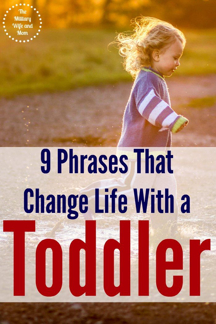 Game-changing phrases that will change they way your toddler listens! Would've never thought of these!