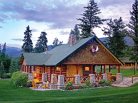 Fairmont Jasper Park Canada Luxury Resort Lodges And