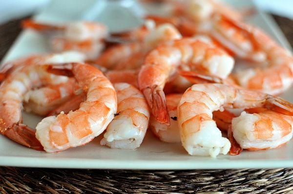 The Best Shrimp Cocktail..To substitute for Old Bay  , mix together 1 part garlic salt, 1 part onion powder, one part ground celery seeds (not salted), 1/2 part cayenne pepper (or to taste), and 1 part sweet paprika. Save any leftover in a tightly closed jar in the fridge for ever....suggestion from one of the reviewers