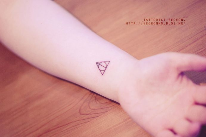 30 mini tatouages de Seoeon 30 mini tatouages discrets par seoneon 24