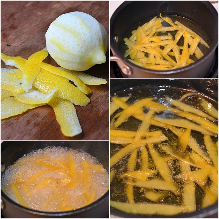 make Candied-Lemon-PeelsWork Well, Candies Lemon, Candied Lemon Peels ...