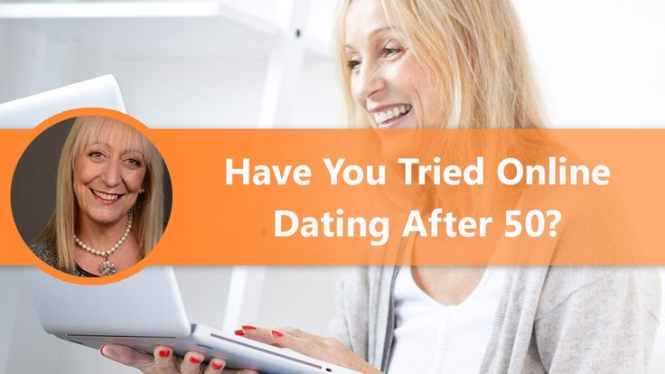 Have You Tried Online Dating Over 50?